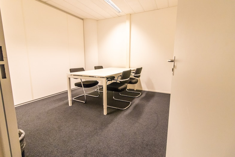 FlexOffiZ Den Haag Vergaderruimte