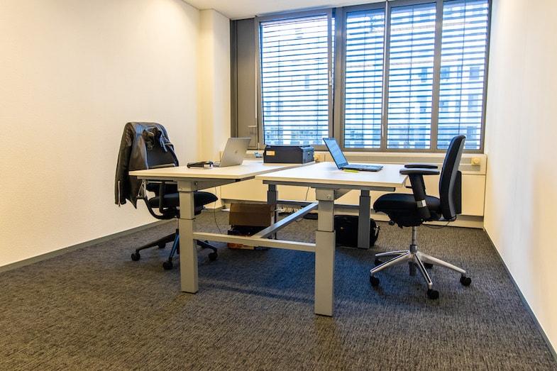 FlexOffiZ Maastricht 2 werkplekken kantoor
