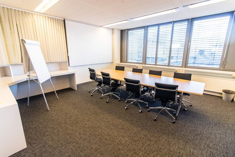 FlexOffiZ Maastricht Vergaderruimte