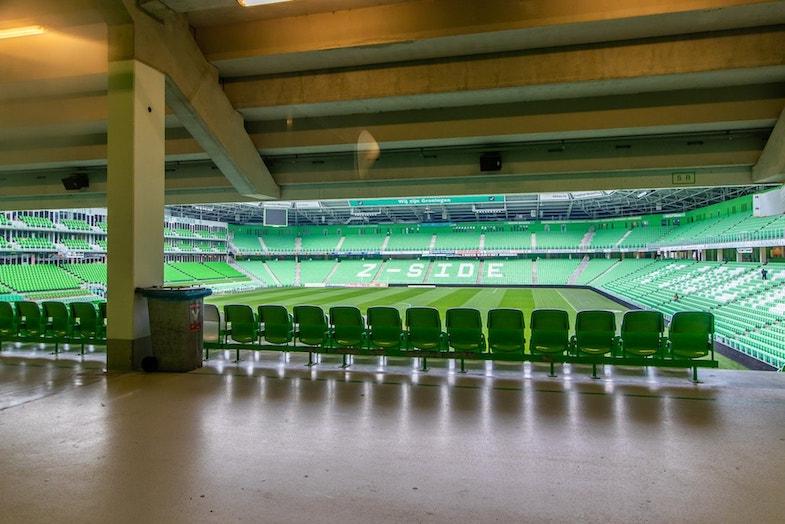 FlexOffiz Groningen Stadion