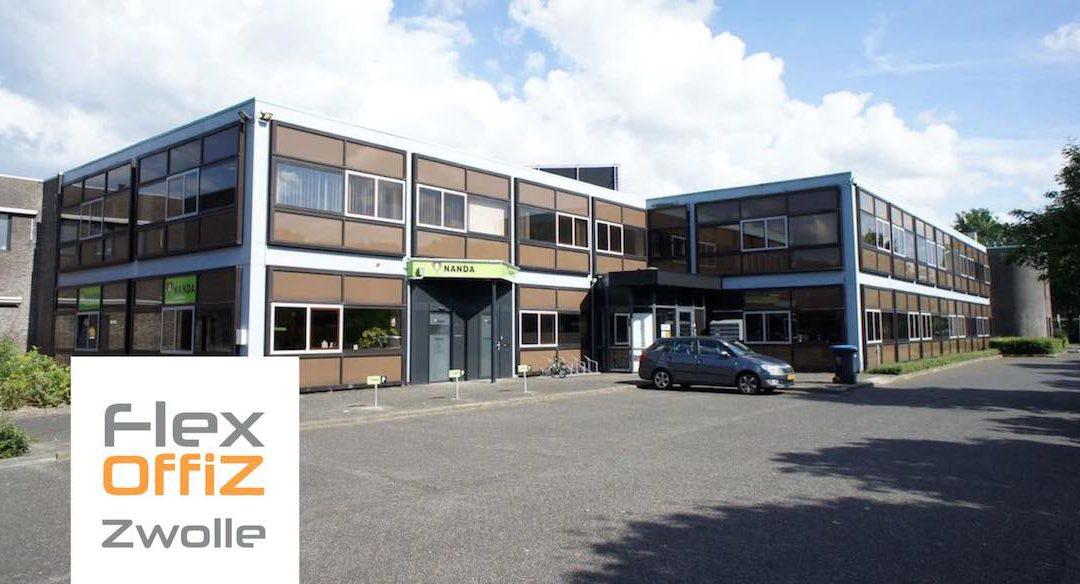 Heropening FlexOffiZ Zwolle (Persbericht)