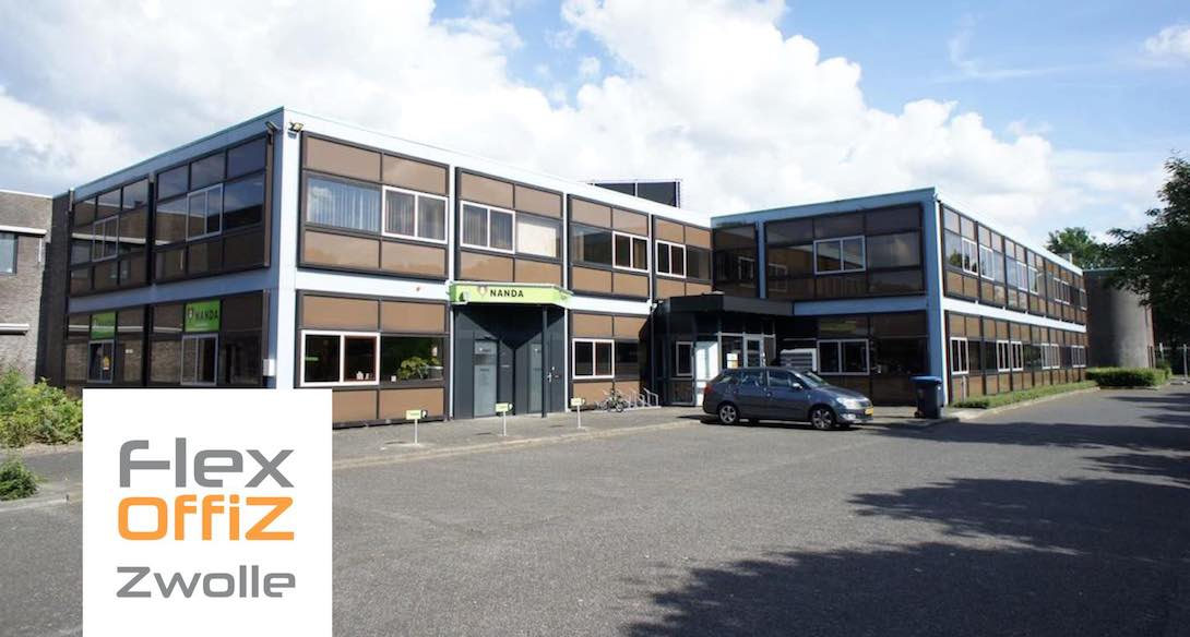 Heropening FlexOffiZ Zwolle