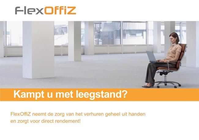 Brochure FlexOffiZ voor pandeigenaren