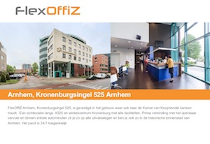 FlexOffiZ Arnhem Kronenburgsingel